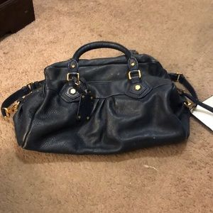Navy Blue Marc by Marc Jacobs bag